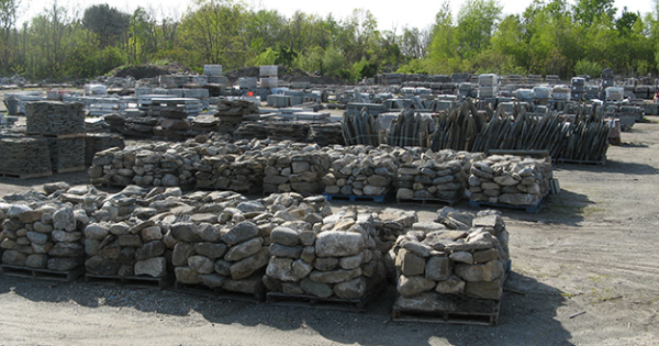 Some of our stone collections